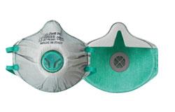 Feinstaubmaske FFP3 mit Ventil BLS
