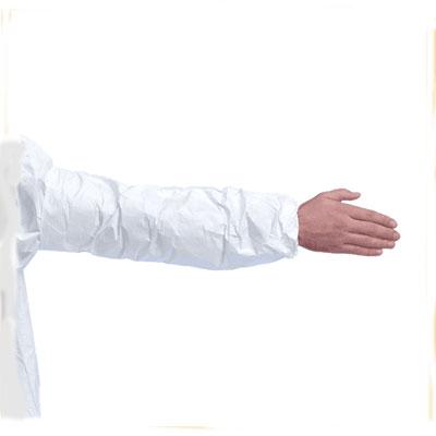 Armschoner aus Tyvek® oder Cleansafe2 Material