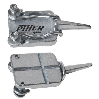 Aufsetzbare Stahlspitze MAXIPRESS F Piher®