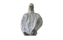 Blousons aus Tyvek® oder Cleansafe® 2 Material