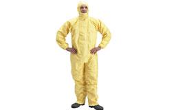 Chemikalienschutzanzüge