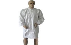 Kittel aus Tyvek® oder Cleansafe® 2 Material