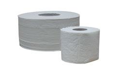 Toilettenpapier-Rollen
